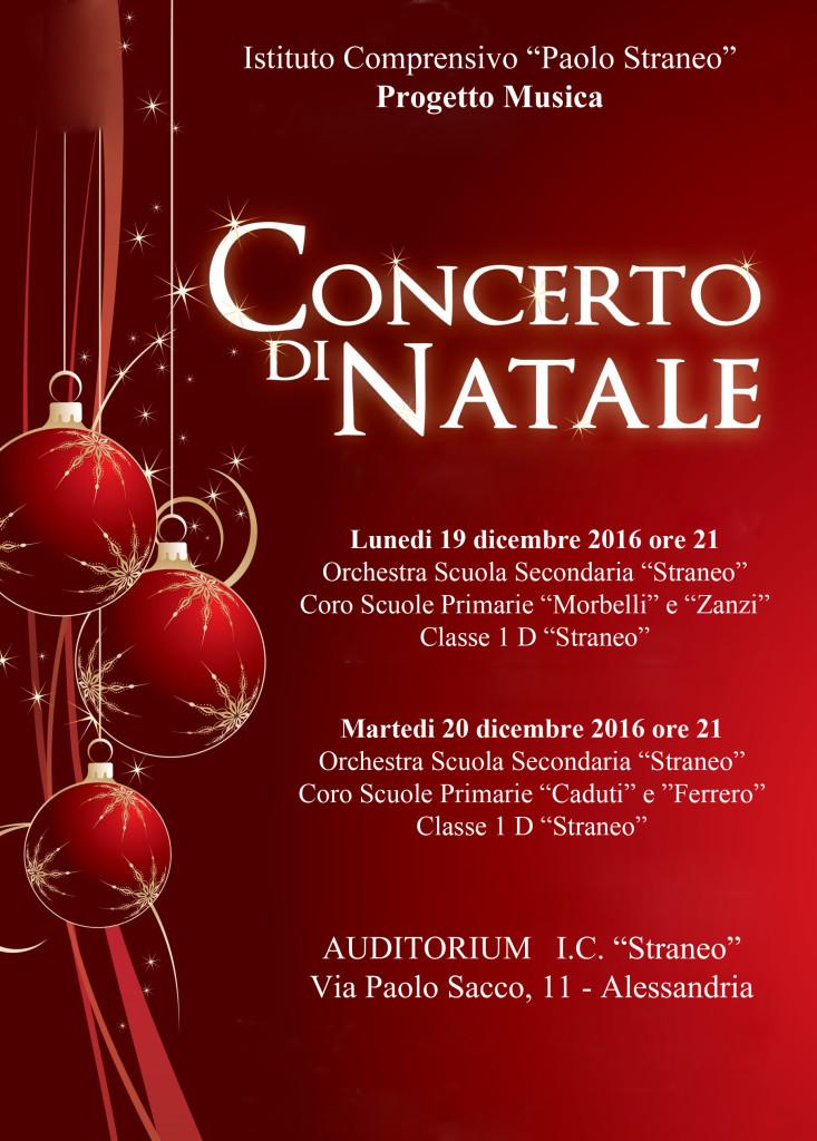 concerto natale musici